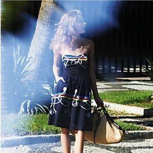 Anthropologie Dresses - Anthropologie Wakana Koike Strapless Dress